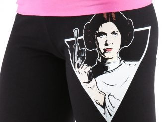 Dont Mess With a Princess Yoga Pants