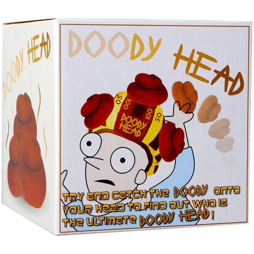 Doody Head Game