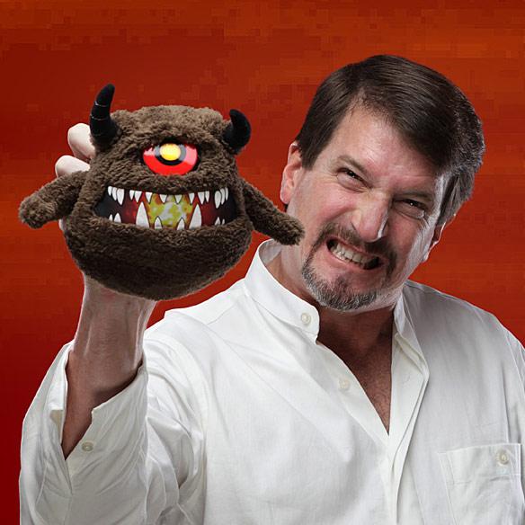Doom Plush Toy