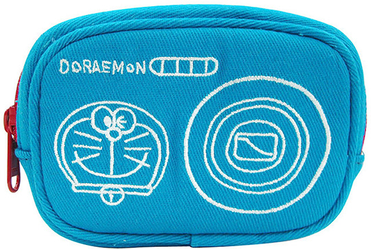 Doraemon Casio EX Z800 Digital Camera Case