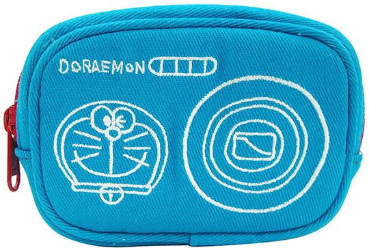 Doraemon Casio EX Z800 Digital Camera Case