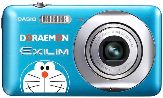 Doraemon Casio EXILIM EX-Z800