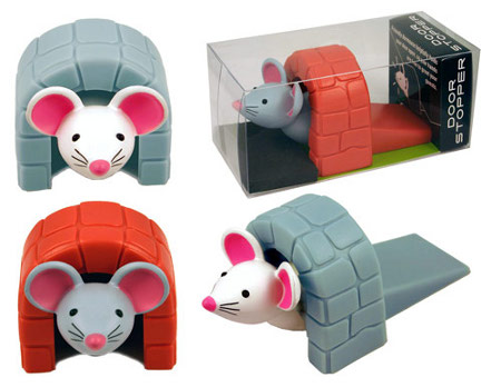 Dormouse Doorstop