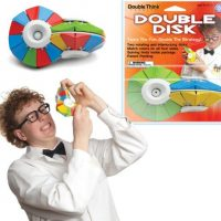 Double Disk Puzzle