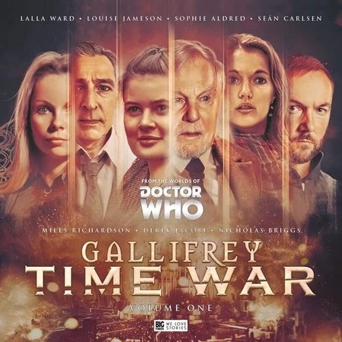 New Doctor Who Gallifrey: Time War