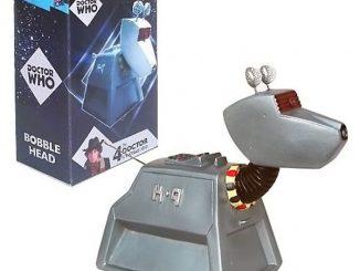 Doctor Who K-9 Bobble Head