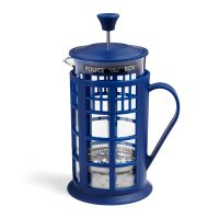 Dr Who TARDIS Coffee Press