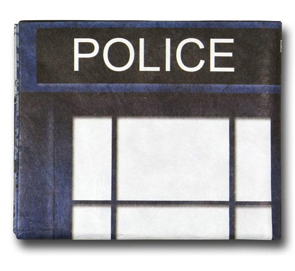Dr Who Tardis Tyvek Wallet