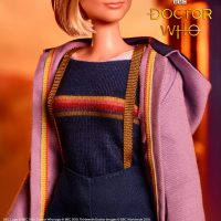 Dr Who Thirteenth Doctor Collector Barbie Doll