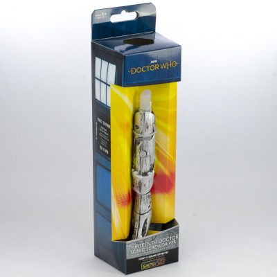 Dr Who Thirteenth Doctor Sonic Screwdriver Box