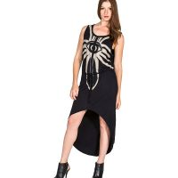 Dragon Age Inquisition Cassandra Believer Asymmetrical Dress