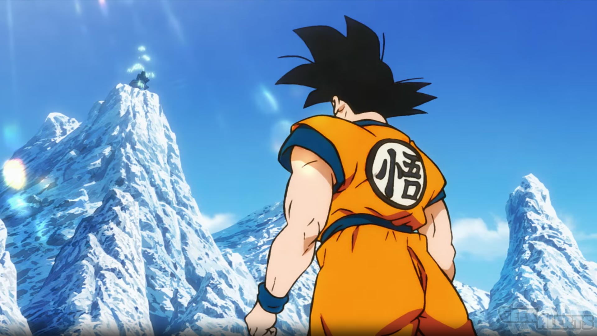 dragon ball super official movie teaser