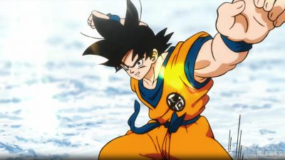 Dragon Ball Super Official Movie Trailer
