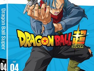 Dragon Ball Super: Part Four