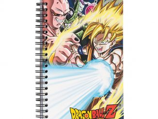Dragon Ball Z Journal