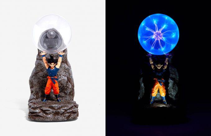 Dragon Ball Z Spirit Bomb Light