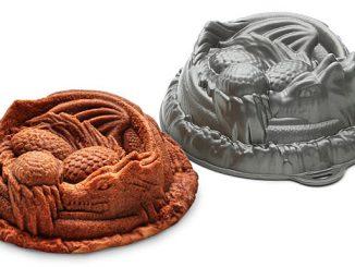 Dragon Cake Pan