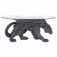Dragon Coffee Table Side