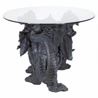 Dragon Coffee Table Tail End
