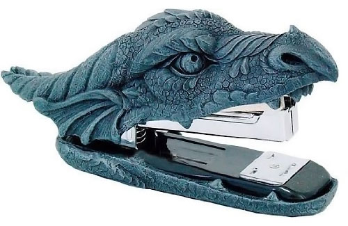 Dragon Head Stapler