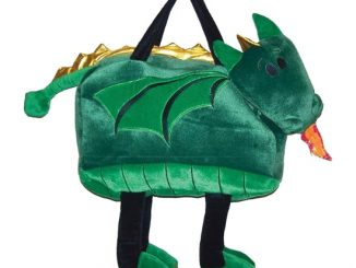 Dragon Magical Overnight Bag