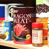 Dragon Meat in a Can