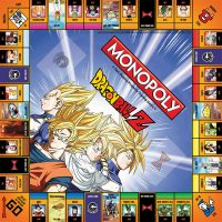 Dragonball Z Monopoly Game