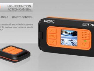 Drift HD170 Action Camera