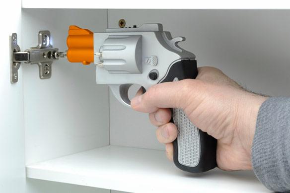 Power Drill Screwdriver Gun