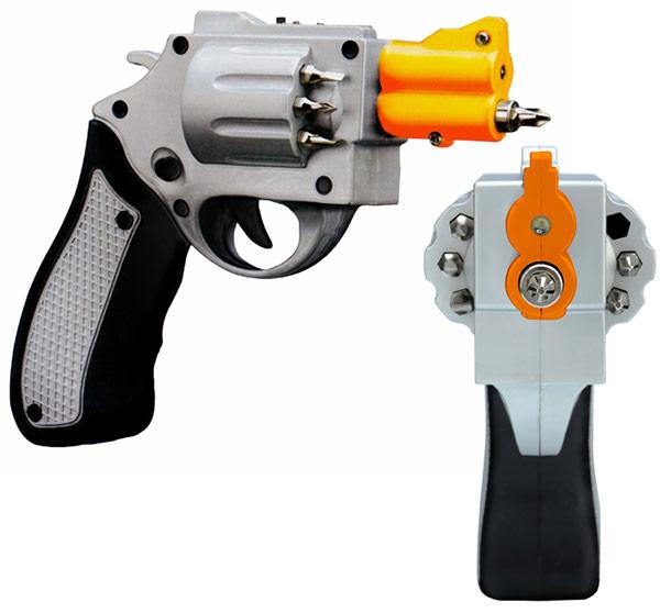Drill Gun Screwdriver