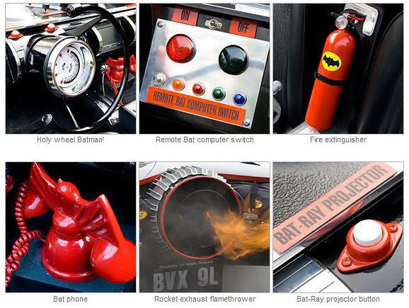 Driveable-Replica-Batmobile
