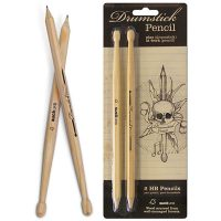 Drumstick Wood Pencils