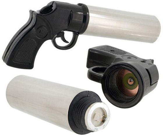 DryShot Fire Extinguishing Gun