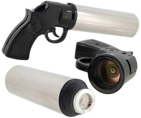DryShot Fire Extinguishing Gun