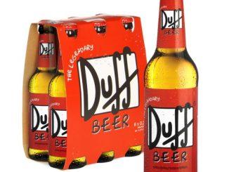 Duff Beer Six-Pack