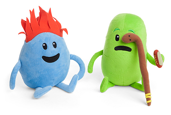 Dumb Ways To Die Plush