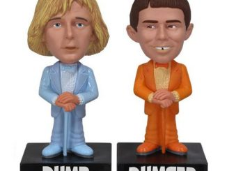Dumb and Dumber Talking Bobble Head Set