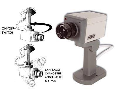 Dummy Security Camera