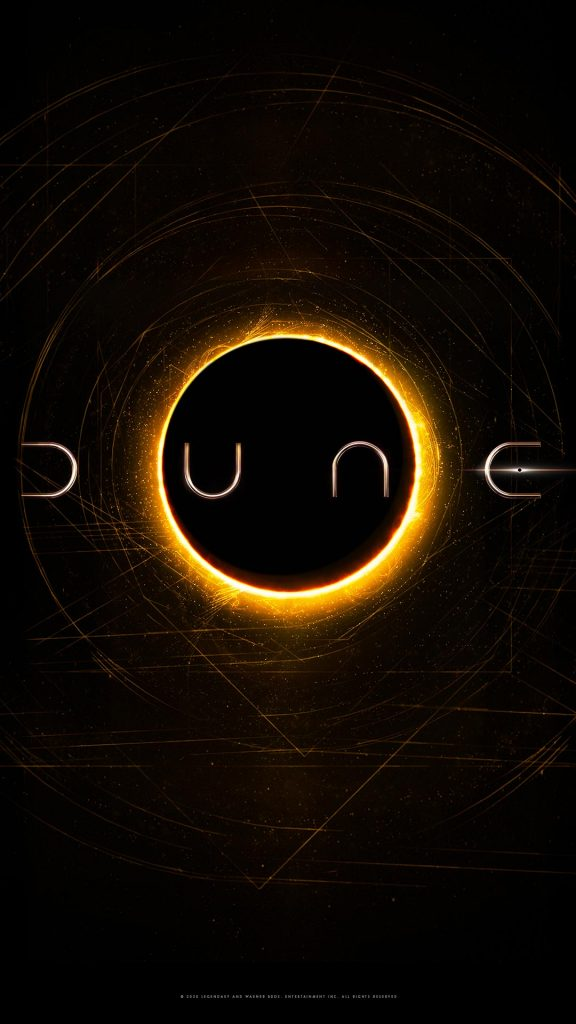 Dune 2020 Movie Poster