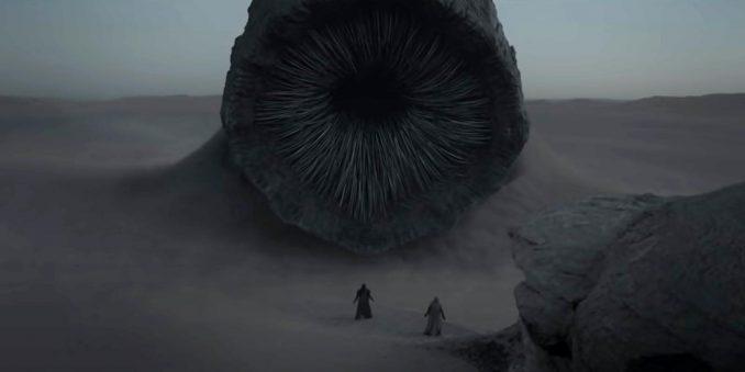 Dune 2020 Sandworm
