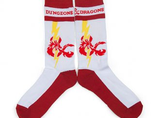 Dungeons & Dragons Lightning Socks