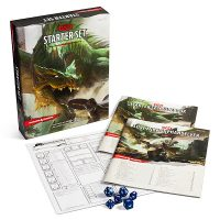 Dungeons and Dragons Starter Box