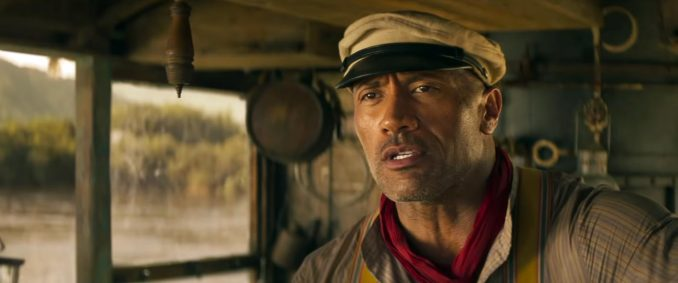 Dwayne Johnson Disneys Jungle Cruise Trailer