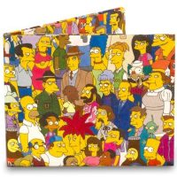 Dynomighty Simpsons Cast Mighty Wallet
