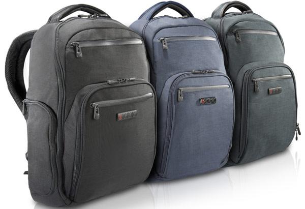 ECBC Hercules Laptop Backpack