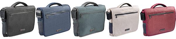 ECBC Poseidon Laptop Messenger Bags
