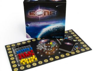 EONS Cosmic Creation & Destruction Game