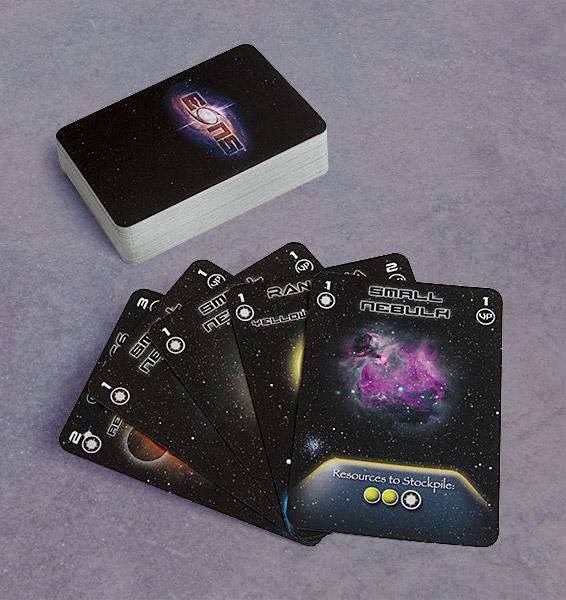 EONS Cosmic Creation & Destruction Game