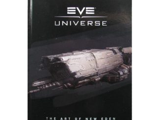 EVE Universe The Art of New Eden Book