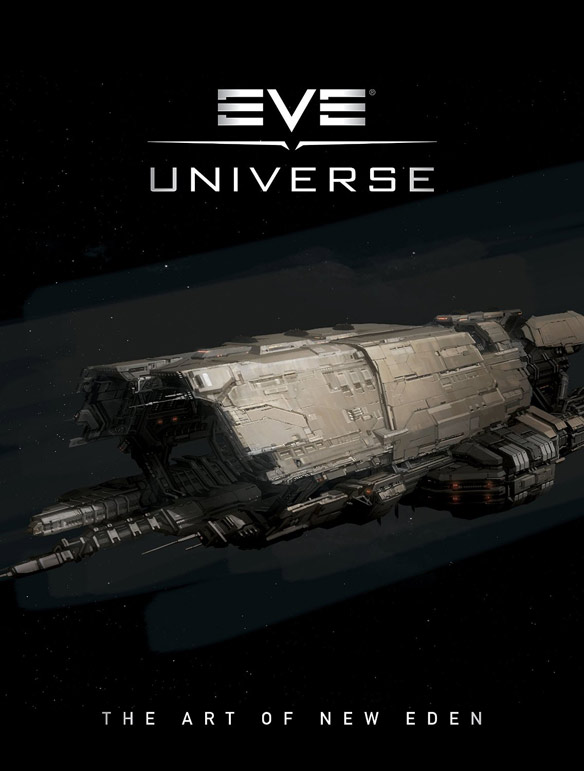 EVE Universe: The Art of New Eden Book